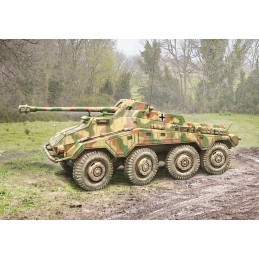Vehicle Sd.Kfz.234/4 1/72...