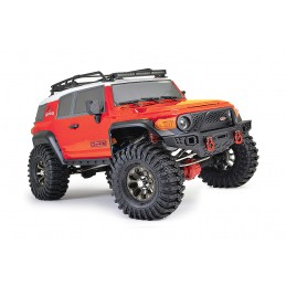 Outback GEO Crawler 4WD Red...