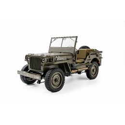 Jeep Willys 1941 MB Scaler...