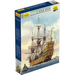 Boat Le Soleil Royal 1692...