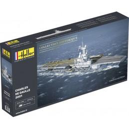 Aircraft carrier Charles de...