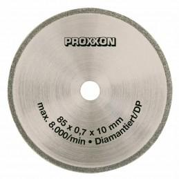 Lame de scie diamantée 85 mm Proxxon 28735