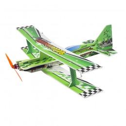 Ultimate 3D biplan E26 586m PP Kit seul DW Hobby E2601