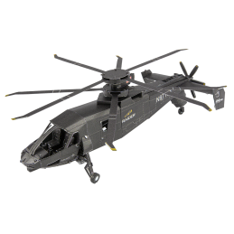 Hélicoptère Sikorsky S-97 Raider Metal Earth MMS4650