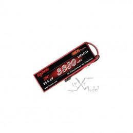 Li-Fe Rx 3800mAh 20C 2S 6,6V Kypom