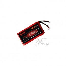 Li-Fe Rx 1700mAh 20C 2S 6,6V Kypom