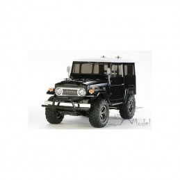 Land Cruiser 40 Black Spec. CC01 Kit Tamiya