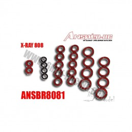 Kit sealed bearings XRay 808 Answer