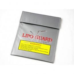 Sac protection (large) lipo anti-feu