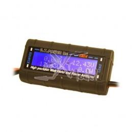 Voltmeter and power Analyzer