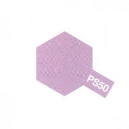 Bomb Pearl Pink Lexan PS - 50 Tamiya