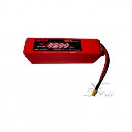 Li-Po 8200mAh 35C 6S 22,2V (XT60) Kypom