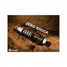 Shock absorbers Team ZERO blacks 94mm soft (4) Gmade