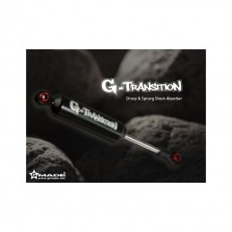 Amortisseurs G-Transition noirs 90mm (4) Gmade