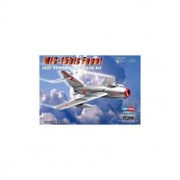 Maquette MIG-15 Bis Fagot 1/72 Hobby Boss