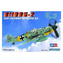Maquette BF 109G-2 1/72 Hobby Boss