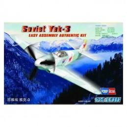 Soviet Yak - 3 1/72 Hobby Boss