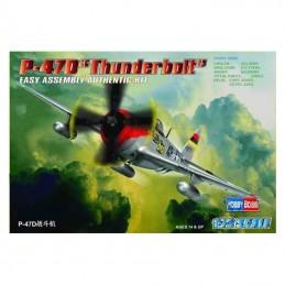 P-47 D Thunderbolt 1/72 Hobby Boss