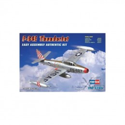 American F-84E Thunderjet 1/72 Hobby Boss