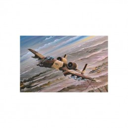 A-10A THUNDERBOLT II 1/72 Hobby Boss