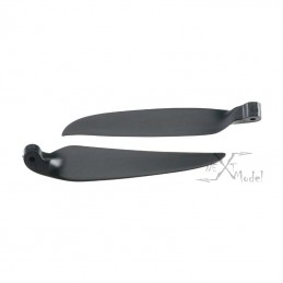 Blades foldable d´helice (pair) 9 '' x 6 '' Multiplex