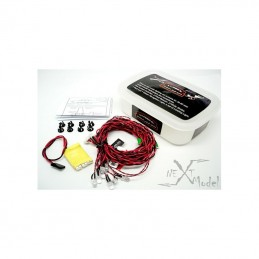 Universal LED Kit for 1/10 GT-Power
