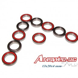 Bearings 13x20mm 808 (10 pcs) Answer
