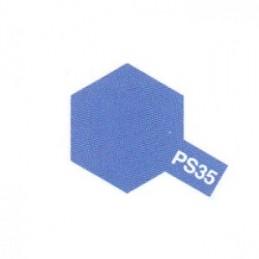 Bombe Lexan bleu violet PS-35 Tamiya