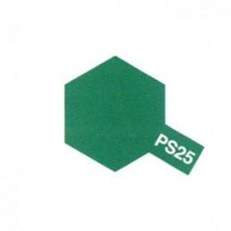Bombe Lexan vert brillant PS-25 Tamiya
