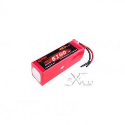 Li - Po 5100mAh 35 c 6S 22.2V block (Dean) Kypom