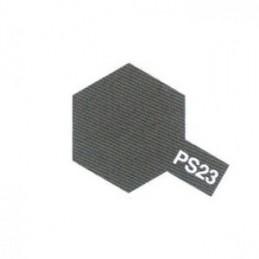 Bombe Lexan gris métallisé PS-23 Tamiya
