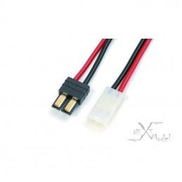 Cord adapter Tamiya female / Traxxas Male
