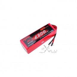 Li-Po 4200mAh 35C 5S 18.5V (Dean) Kypom
