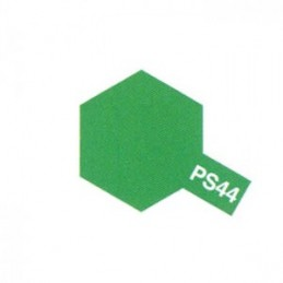 Bombe Lexan vert translucide PS-44 Tamiya