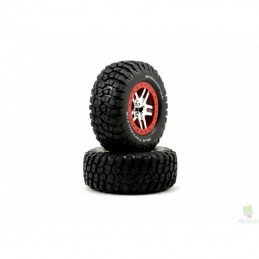 BFGoodrich tires + rim TBS Traxxas Slash/Slayer