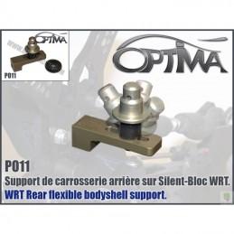 Support de carrosserie souple arrière 6Mik