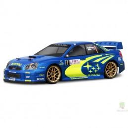 Body Subaru Impreza WRC 2004 190mm HPI