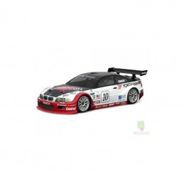 Carrosserie BMW M3 GT 200mm HPI
