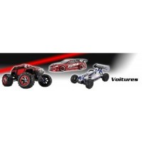 Remote-controlled cars and model RC car