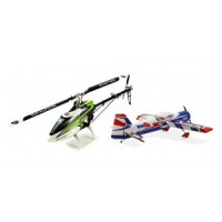 Spare parts aircraft and helicopters radio controlled