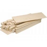 Wood, balsa