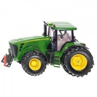 Various beginner toys: agricultural machinery and TP