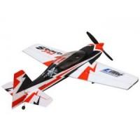 Remote controlled aerobatics aircraft