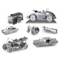 Model of vehicle Metal Earth