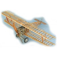 To build balsa aircraft