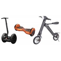 Scooter, hoverboard, Scooter, electric bike