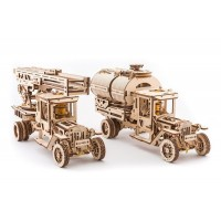 Construction Puzzle 3D wood UGEARS