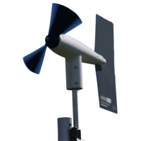 PiouPiou connected anemometer kit