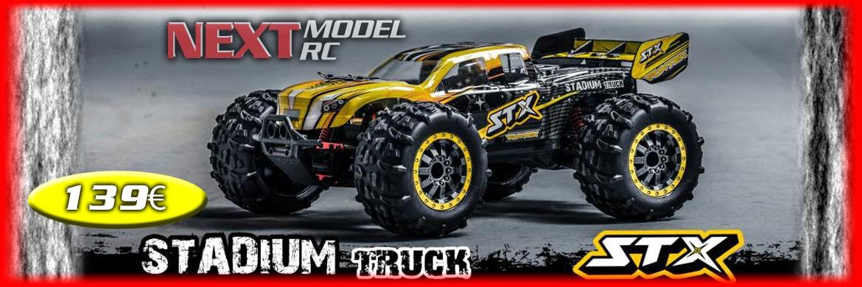 Stadium Truck STX 1/12XL 4WD RTR Funtek FTK-STX001